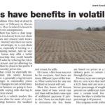 Iowa Farmer Today – Flex leases have benefits in volatile markets