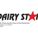 Dairy Star Article: Preserving the future of the family farm
